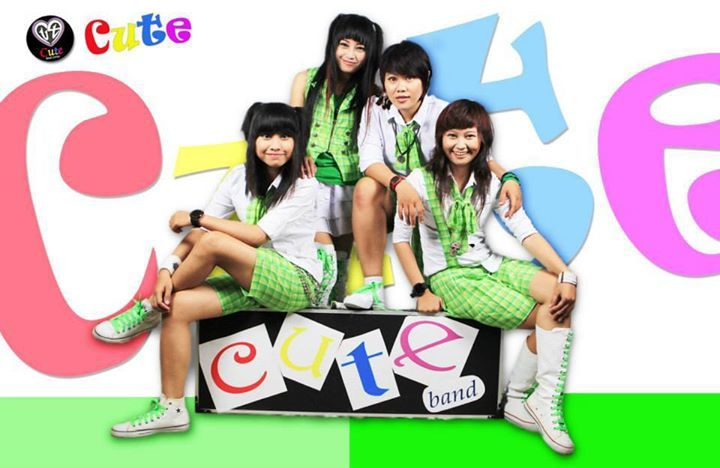 cute girls band Tour Dates