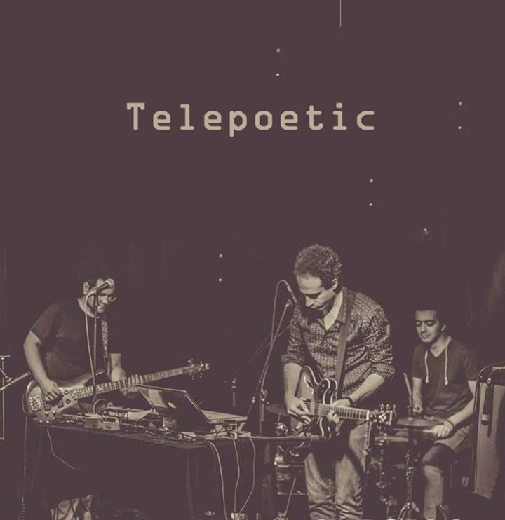 Telepoetic Tour Dates