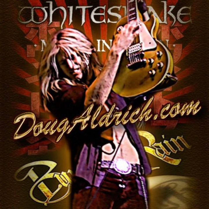 Doug Aldrich Tour Dates