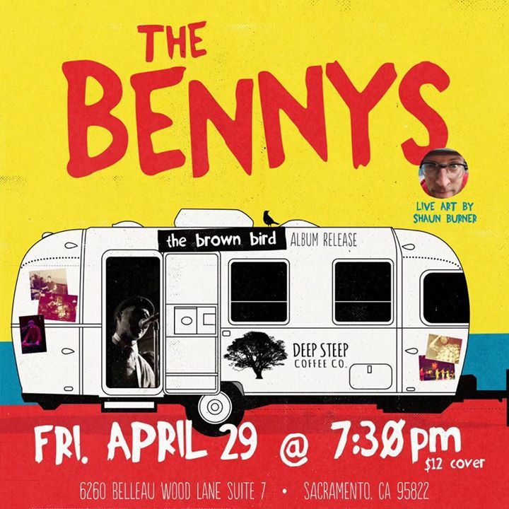 The Bennys Tour Dates