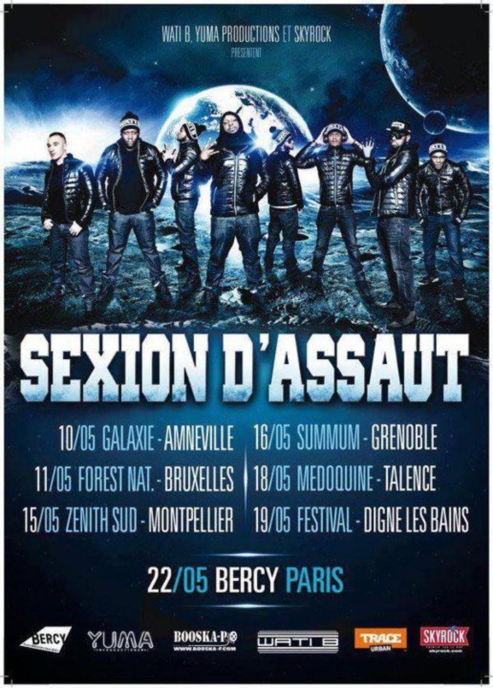 Fans de Sexion D'assaut Tour Dates
