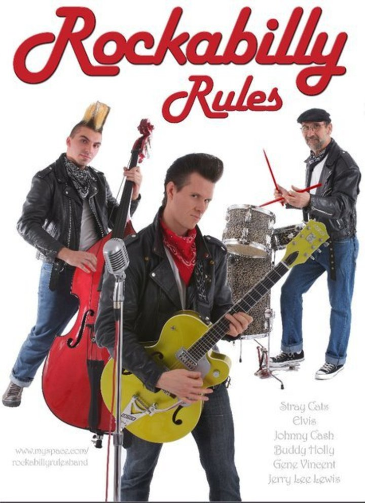 Rockabilly Rules Tour Dates