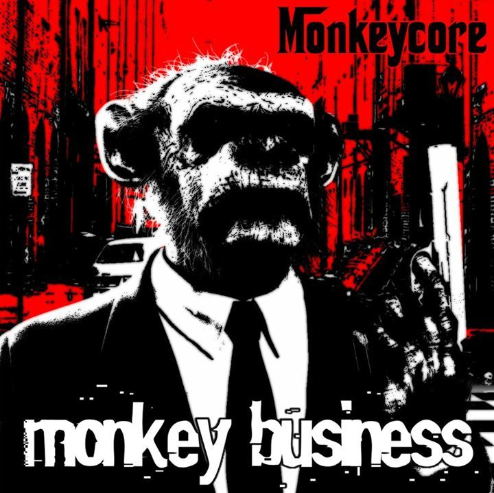 MonkEYcore Tour Dates