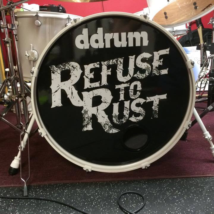 Refuse To Rust Tour Dates