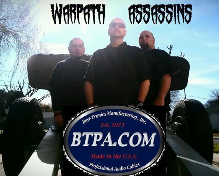 Warpath Assassins Tour Dates