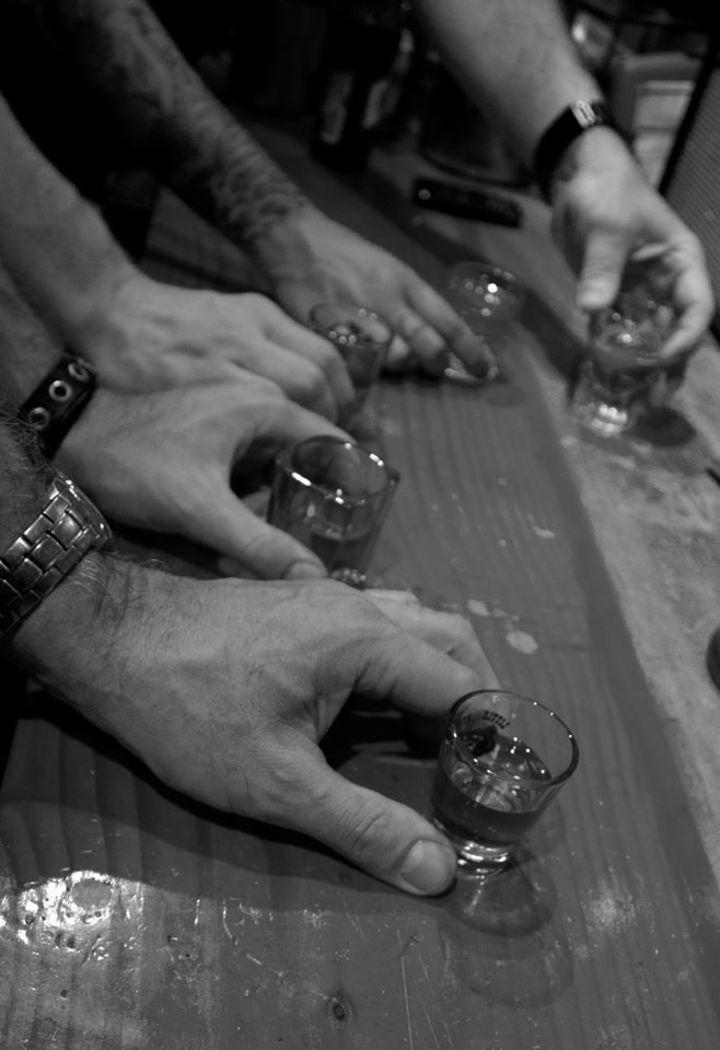 The Whiskey Agreement Tour Dates