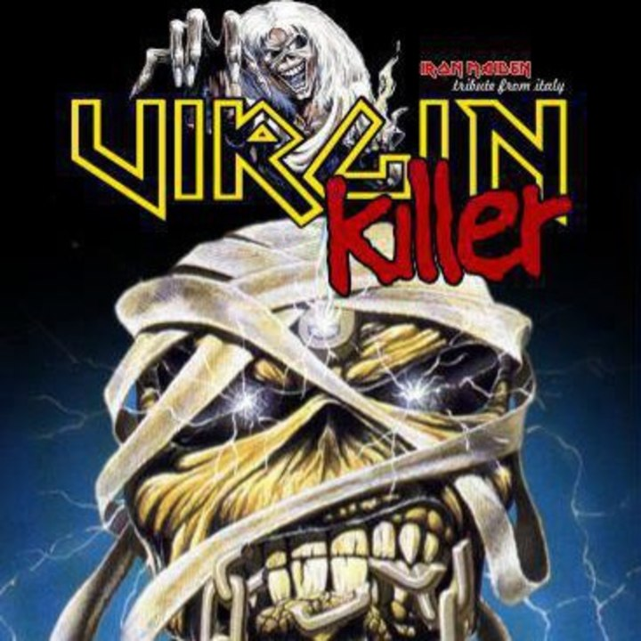 VIRGIN KILLER - IRON MAIDEN TRIBUTE FROM ITALY- Tour Dates