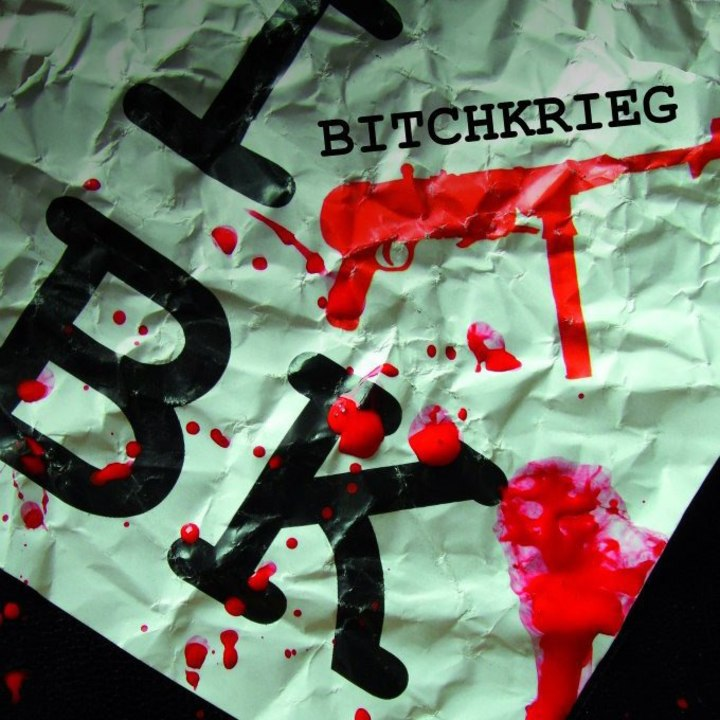 BitchKrieg Tour Dates