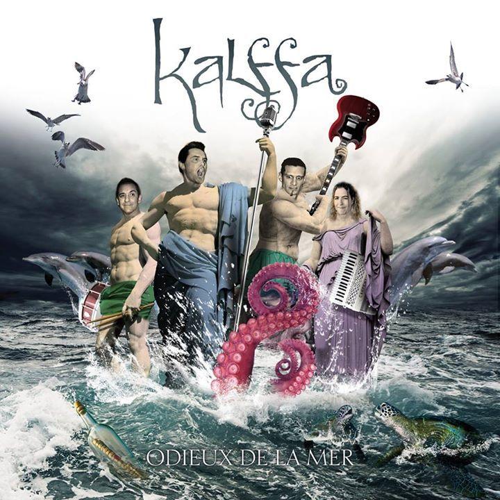 Kalffa Tour Dates
