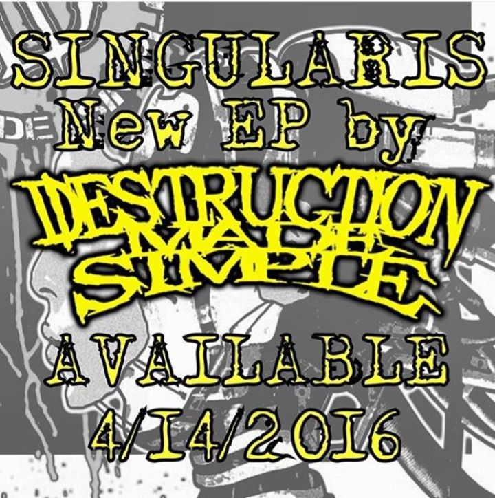 Destruction Made Simple Tour Dates