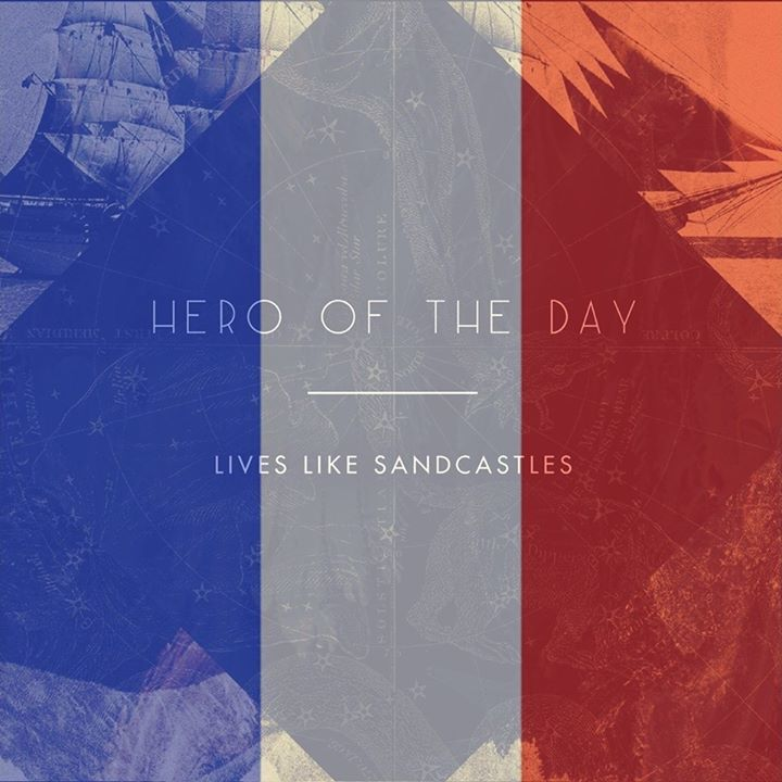 Hero Of The Day @ Glazart - Paris, France
