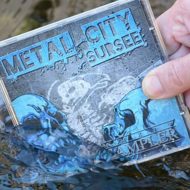 Metal City Sursee @ Werk 21 - Zurich, Switzerland