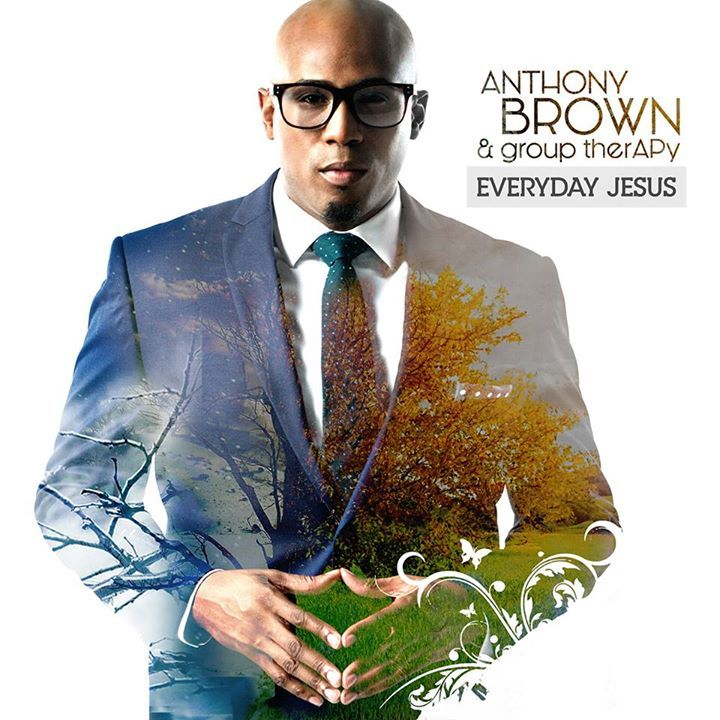 Anthony J. Brown Tour Dates