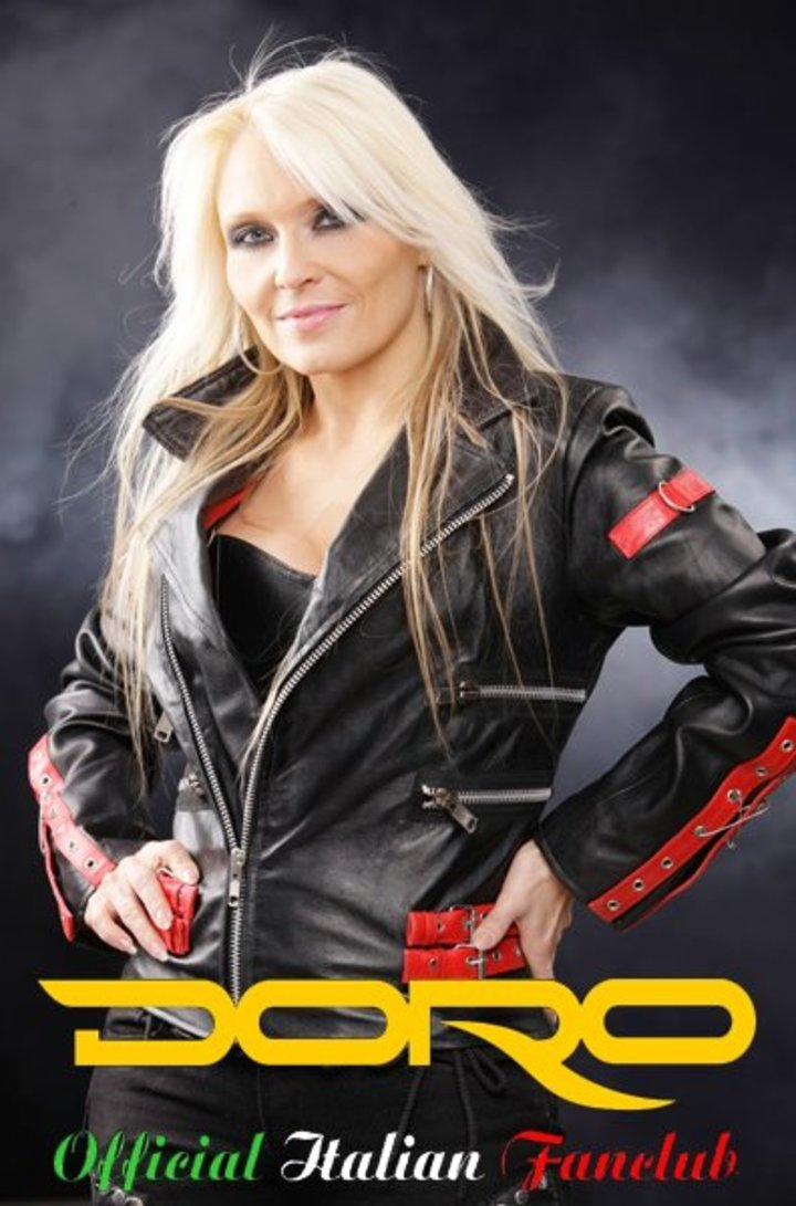 DORO Italy - Official Italian Fanclub Tour Dates