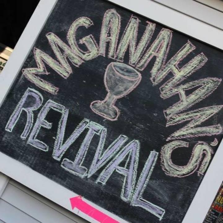 Maganahan's Revival Tour Dates