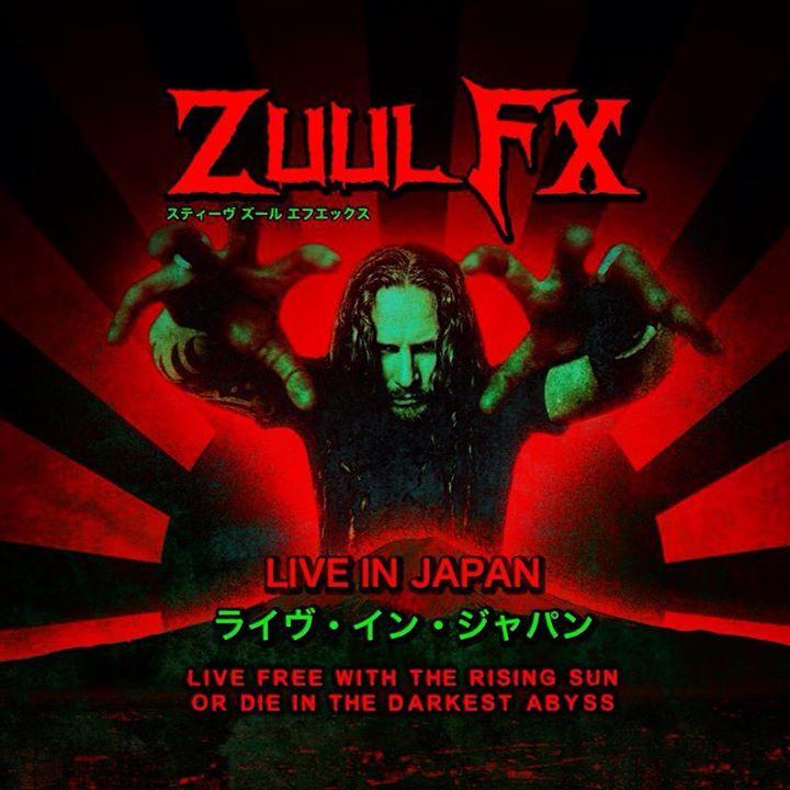 Zuul FX Tour Dates
