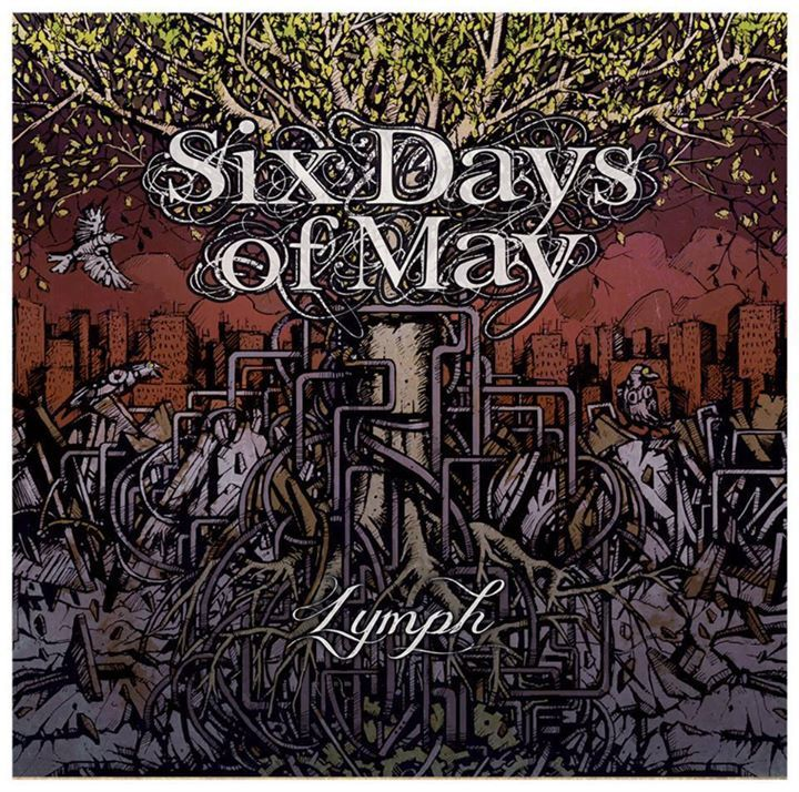 Six Days Of May Tour Dates