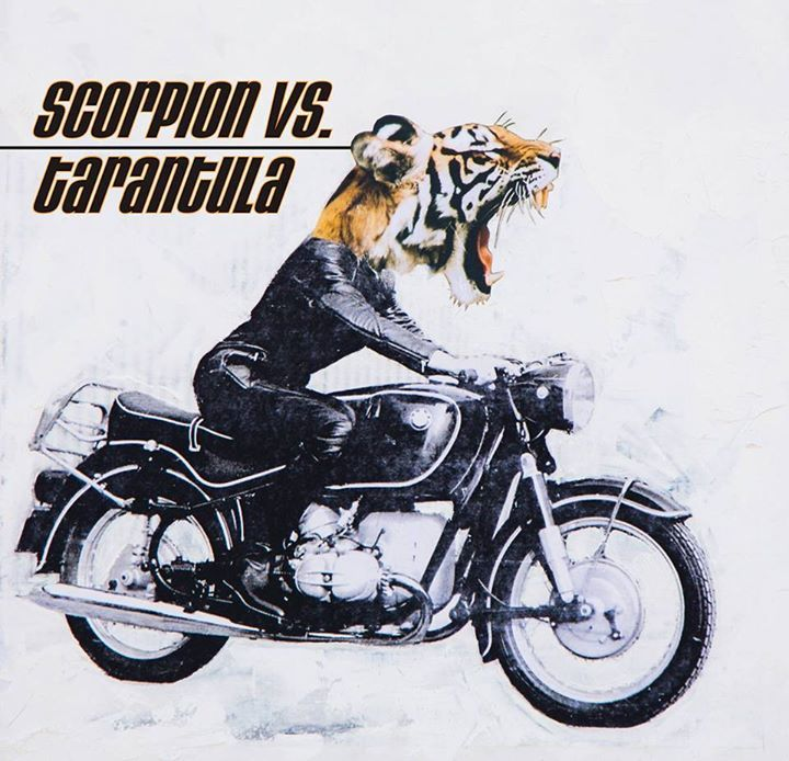 Scorpion vs. Tarantula Tour Dates