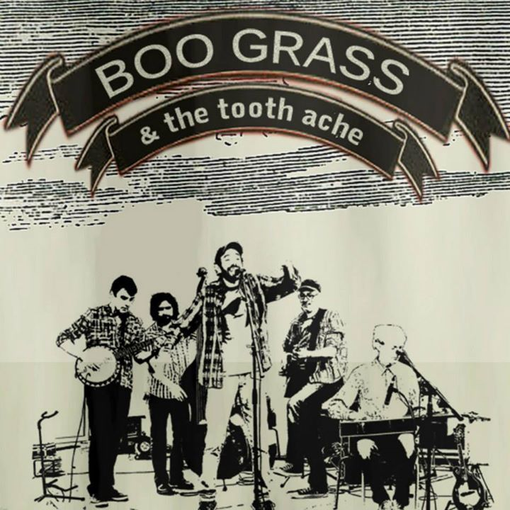 Boograss & the toothache Tour Dates