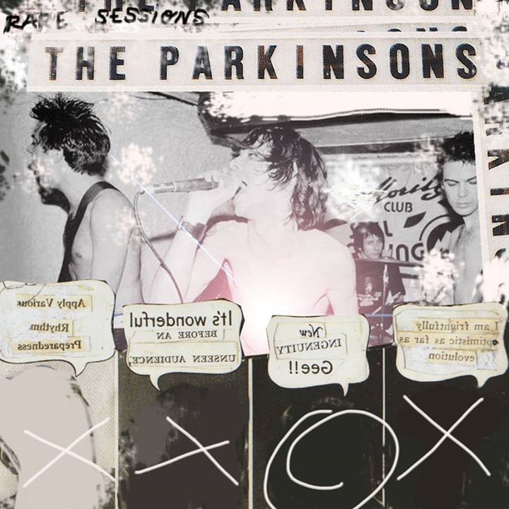 The Parkinsons Tour Dates