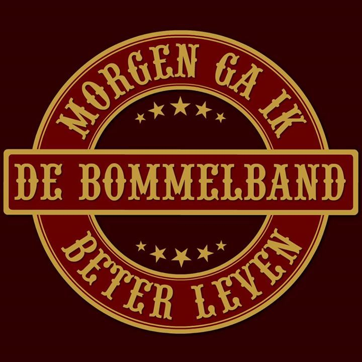 De Bommelband Tour Dates