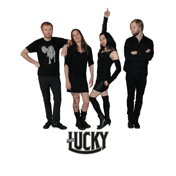 The Lucky Tour Dates