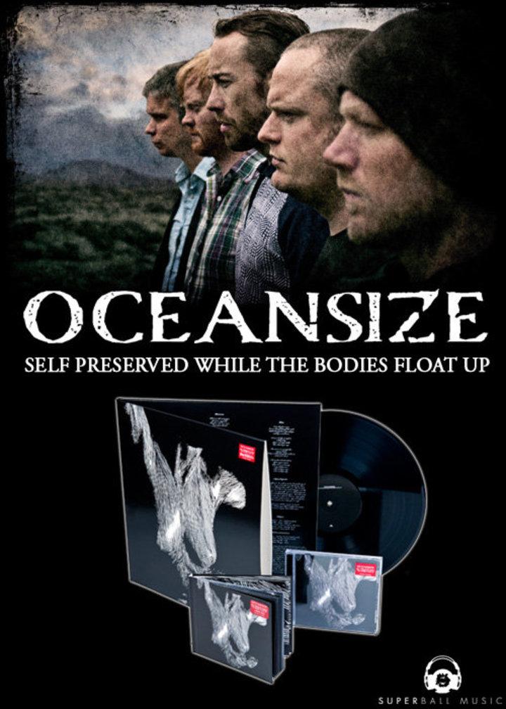 Oceansize Tour Dates
