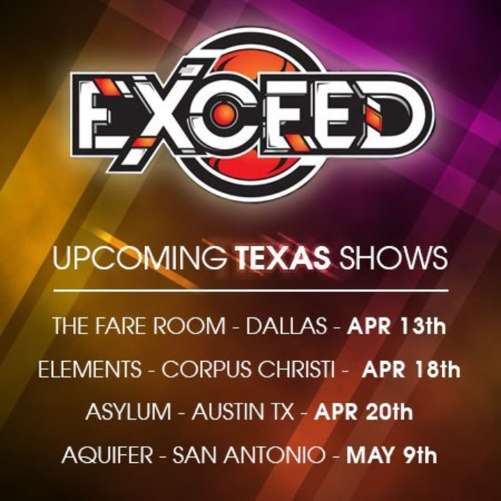 Exceed Music Tour Dates