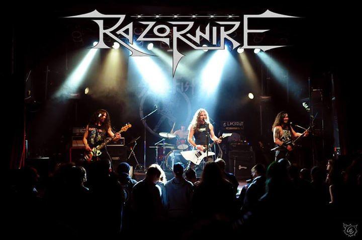 Razorwire Tour Dates