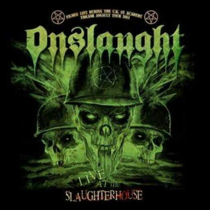 Onslaught - The Force (Officiel Fanside - Skandinavien) Tour Dates