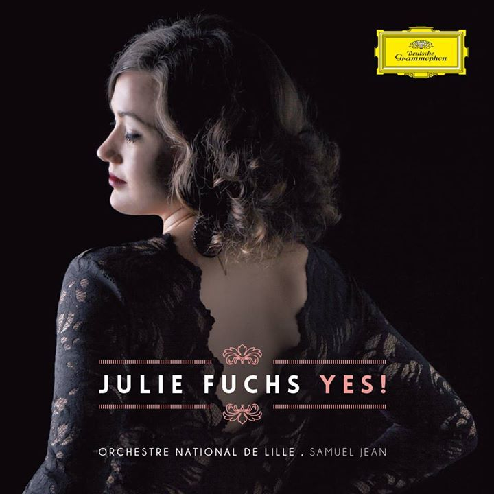 Julie Fuchs @ Orchestre National de Lille - Lille, France