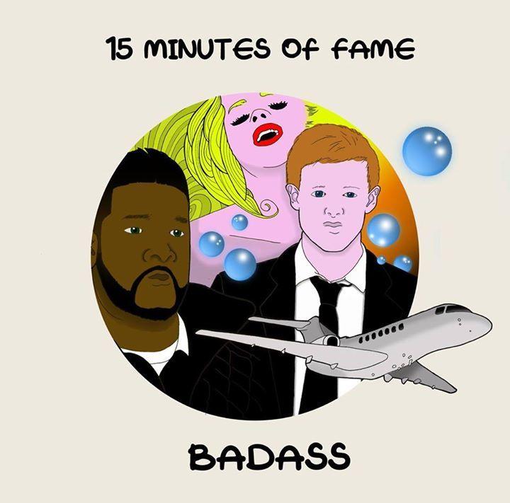 15 Minutes Of Fame Tour Dates