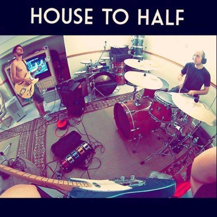 House To Half Tour Dates