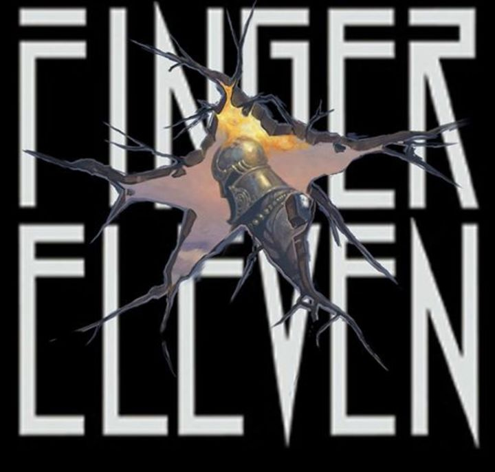 Finger Eleven @ Mavericks - Barrie, Canada
