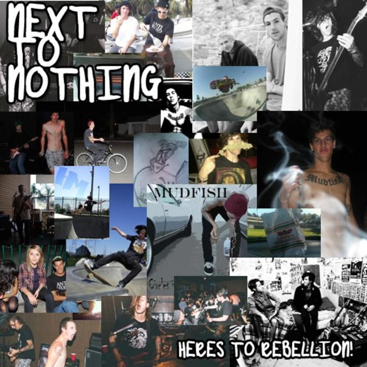 Next to Nothing Tour Dates