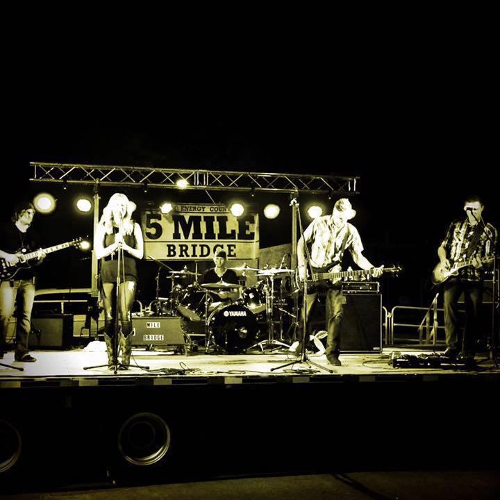 5 Mile Bridge @ Fritzs Bar and Grill - Wilber, NE