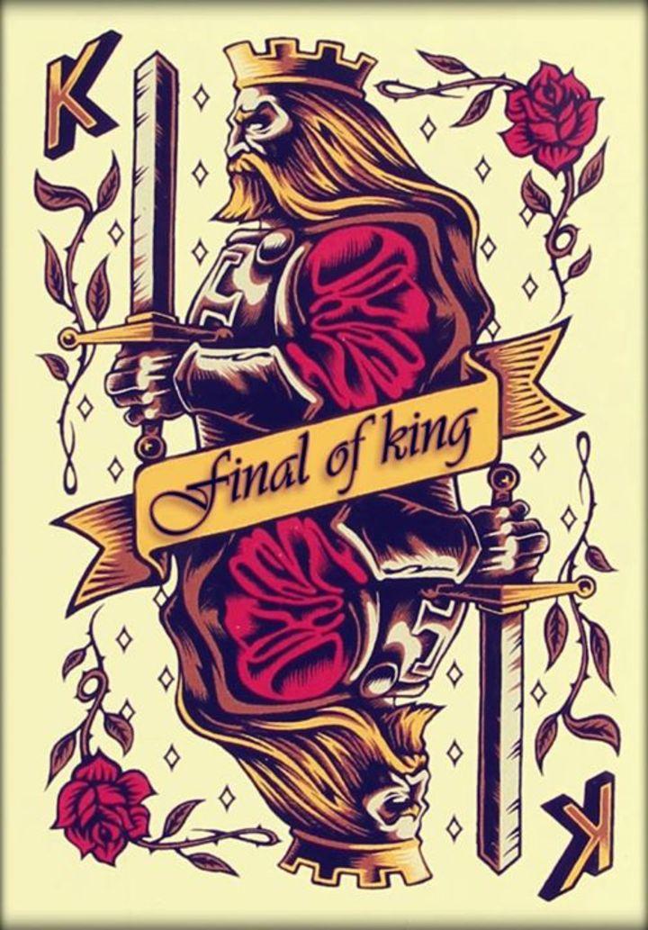 FINAL OF KING Tour Dates