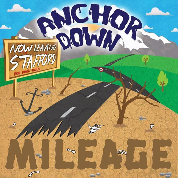 Anchor Down (Pop-Punk) Tour Dates