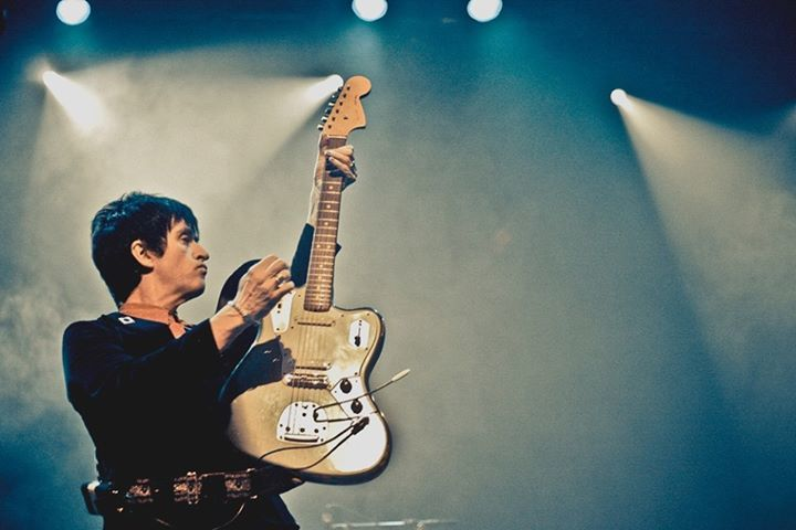 Johnny Marr Tour Dates