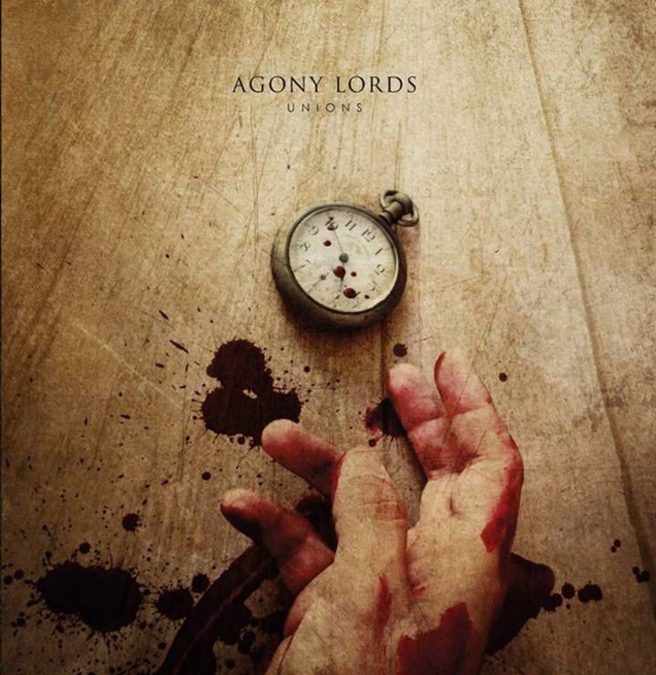 Agony Lords (Official) Tour Dates