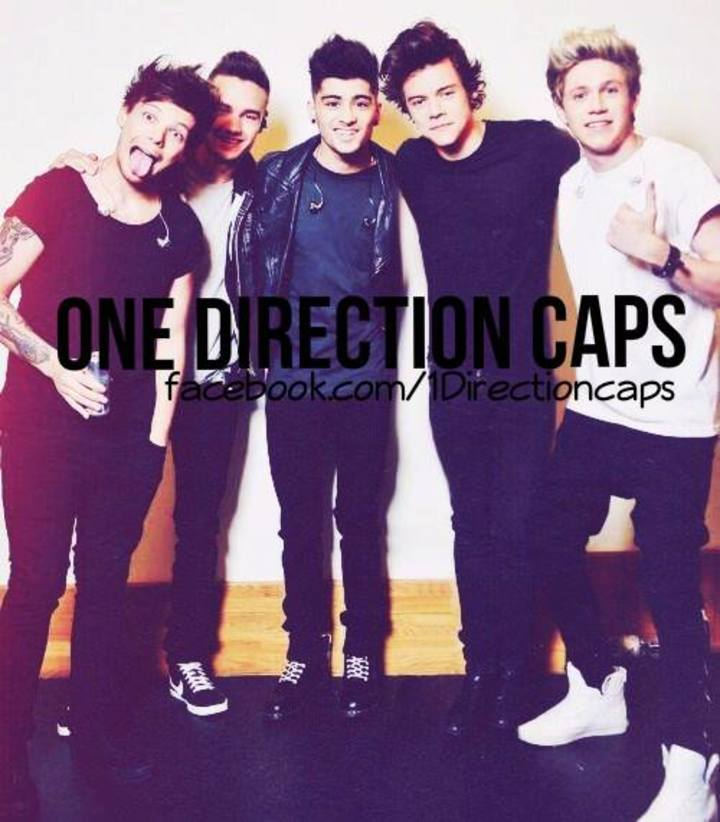 One Direction Caps Tour Dates