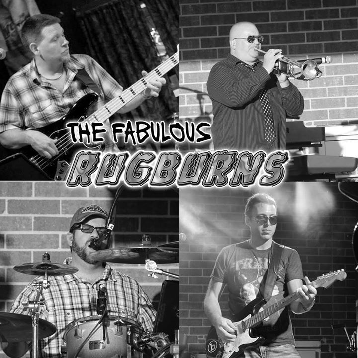 The Fabulous Rugburns Tour Dates