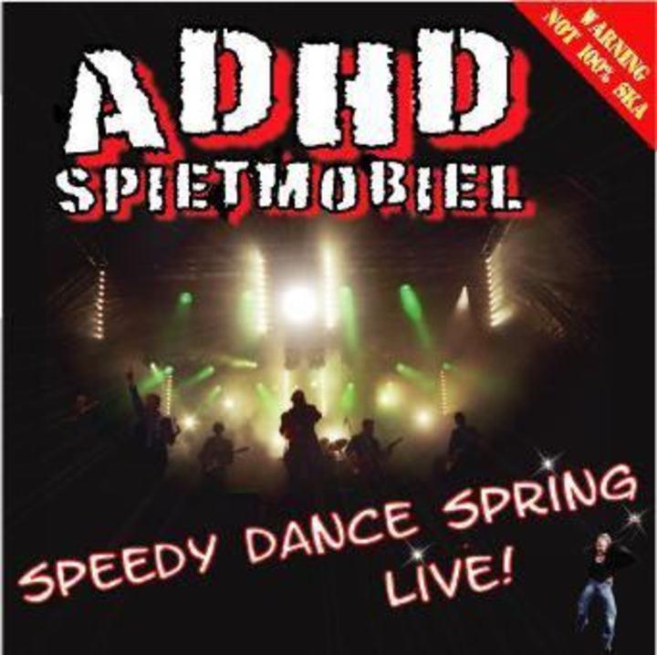 ADHD Spietmobiel Tour Dates