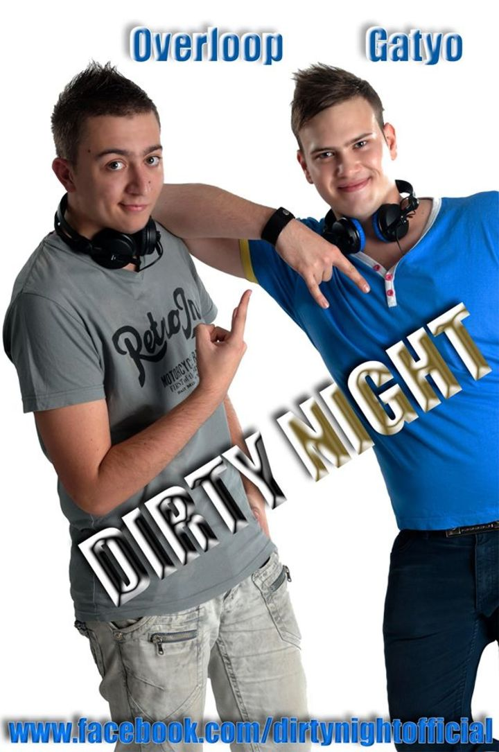 Dirty Night Tour Dates