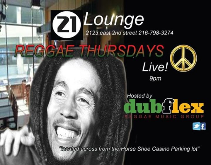 Reggae Thursdays by Dubflex Tour Dates