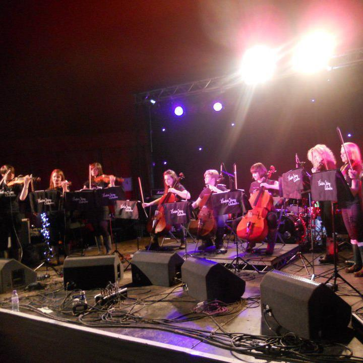 The Electric String Orchestra Tour Dates