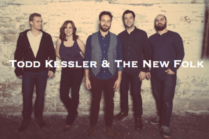 Todd Kessler and the The New Folk Tour Dates