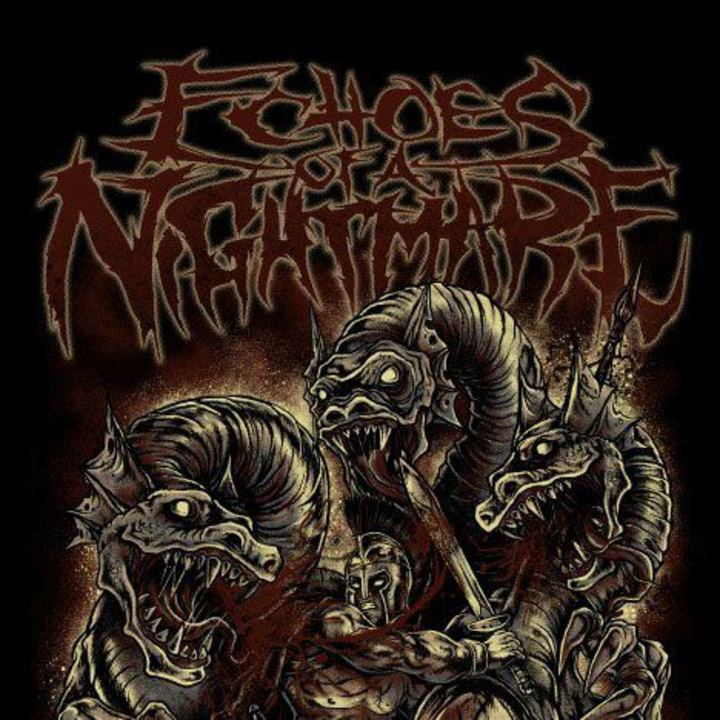 Echoes of a Nightmare Tour Dates