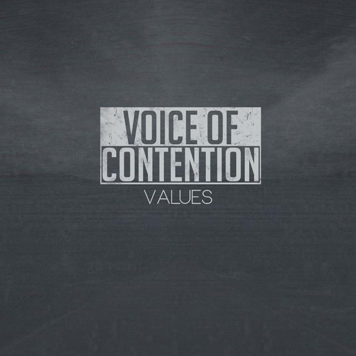 Voice of Contention Tour Dates