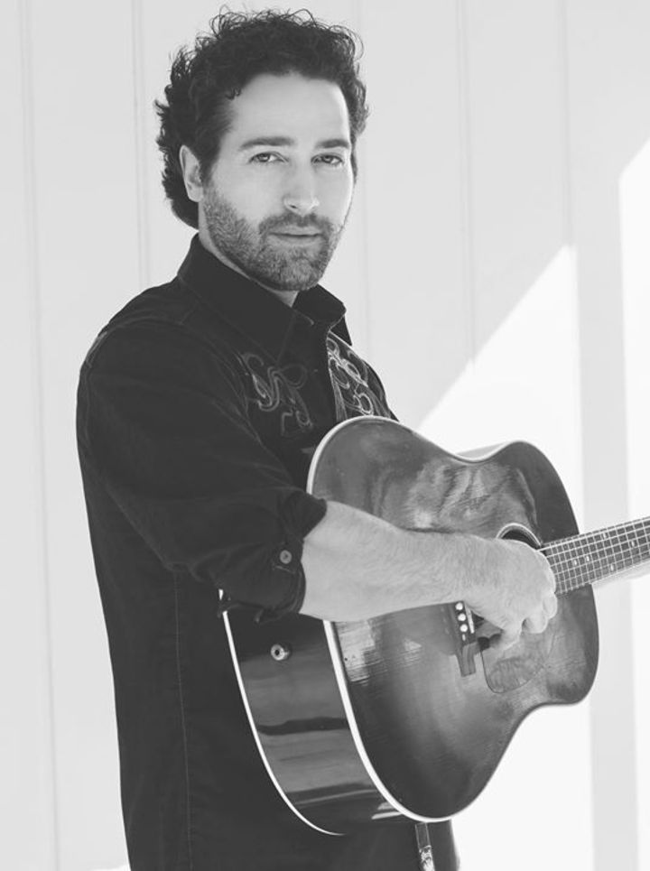 Josh Thompson @ Guthrie's River Ruckus - Guthrie Center, IA